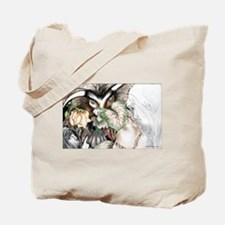 Nephilim Dragon Fantasy Art Tote Bag