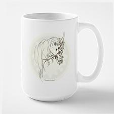 Unicorn Mischief Large Mug