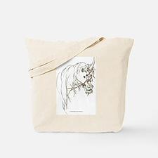 Unicorn Mischief Tote Bag