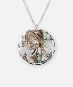 Talking Turtle Daughter Nati Necklace