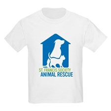 St Francis Rescue Logo T-Shirt