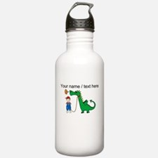Custom Pet Dragon Water Bottle