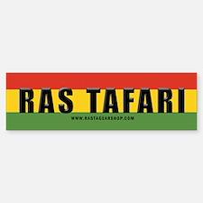 Rasta Gear Shop Ras Tafari Bumper Bumper Bumper Sticker
