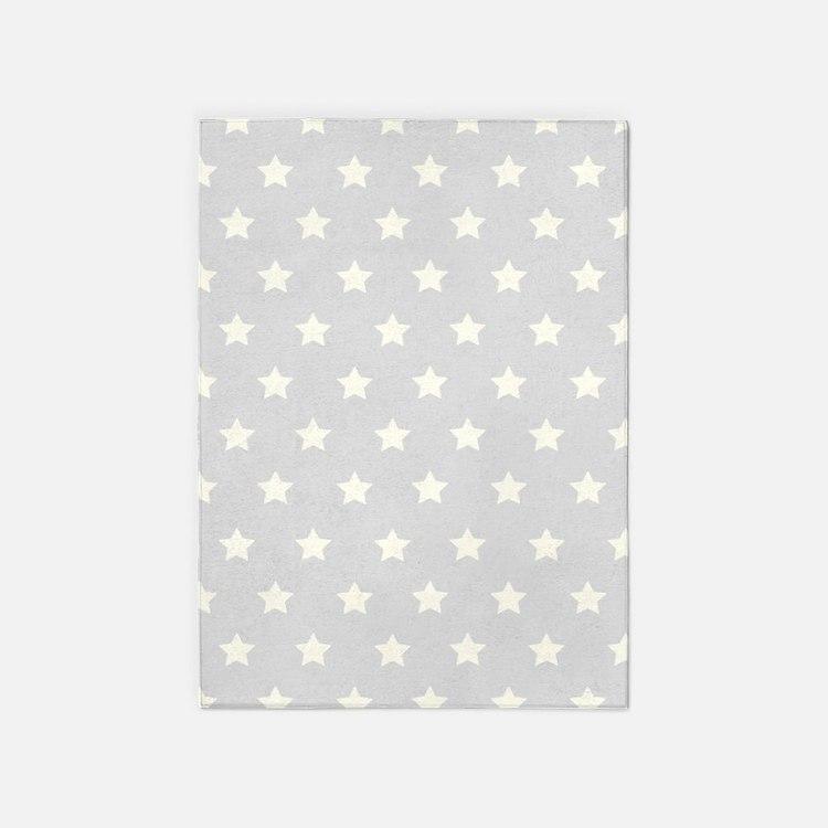 'Stars' 5'x7'Area Rug