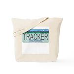Colorado Tracker Plate Tote Bag
