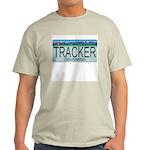 Colorado Tracker Plate Ash Grey T-Shirt