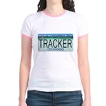 Colorado Tracker Plate Jr. Ringer T-Shirt