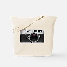 Retro Style Camera Tote Bag