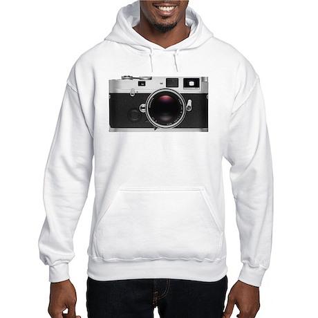 Retro Style Camera Hoodie