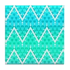 Mix #402 - Mint Tile Coaster