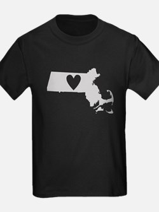 Heart Massachusetts T