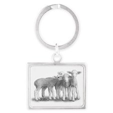 Whisper Lambs Keychains
