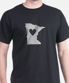 Heart Minnesota T-Shirt