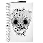 Skull flowers Journal