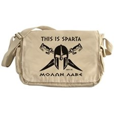 This is Sparta Messenger Bag