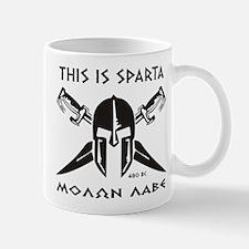 This is Sparta Mug