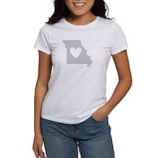 Heart Missouri Tee
