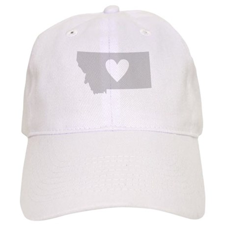Heart Montana Cap