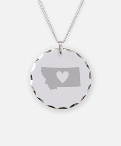 Heart Montana Necklace