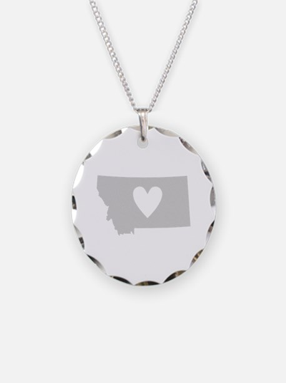 Heart Montana Necklace