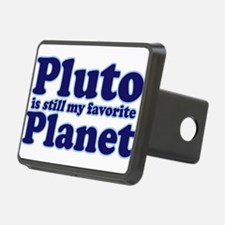 Pluto is still my favorite Planet Hitch Cover