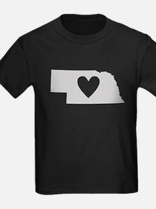 Heart Nebraska T
