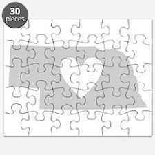 Heart Nebraska Puzzle