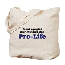 Pro-life Tote Bag