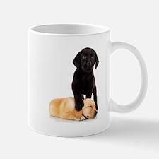 Labrador Playmates Mug