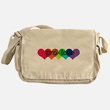 Pro-LOVE Messenger Bag