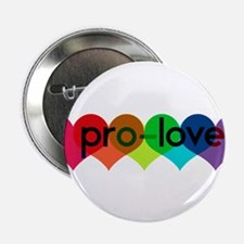 "Pro-LOVE 2.25"" Button"
