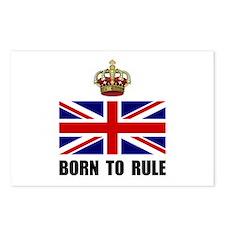 Royal Crown Rule Postcards (Package of 8)