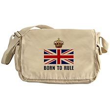 Royal Crown Rule Messenger Bag