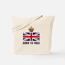 Royal Crown Rule Tote Bag