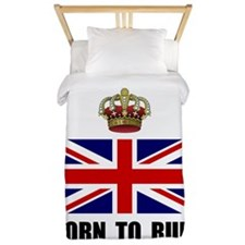 Royal Crown Rule Twin Duvet