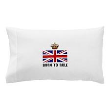 Royal Crown Rule Pillow Case