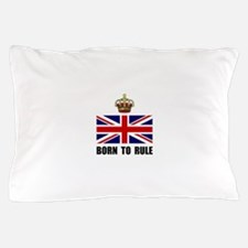 Royal Crown Rule Pillow Case