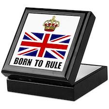 Royal Crown Rule Keepsake Box