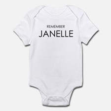 Remember Janelle Onesie