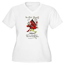 Vintage Jester Fool April Fools Day April 1st Plus
