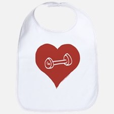 Love - Working out Bib
