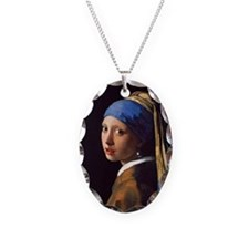 Girl With a Pearl Earring Necklace