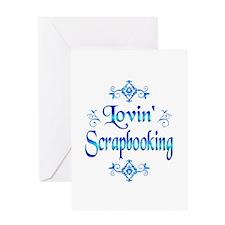 Lovin Scrapbooking Greeting Card