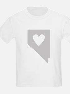 Heart Nevada T-Shirt