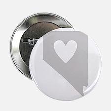 "Heart Nevada 2.25"" Button"