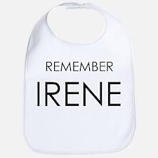 Remember Irene Bib