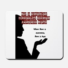 May is Borderline Personality Disorder Awareness M