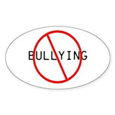 No Bullying! Decal