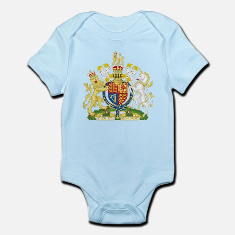 Royal Coat of Arms Body Suit