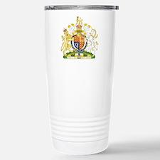 Royal Coat of Arms Travel Mug